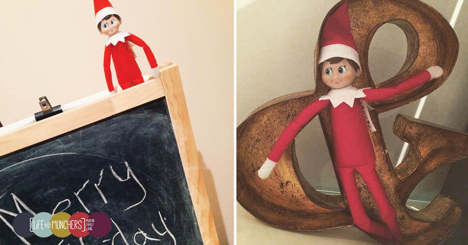 Elf on the shelf ideas 2014 wk4