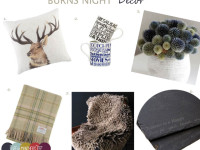 Burns Night Ideas Decor