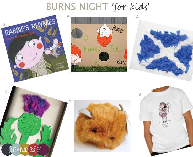 Burns Night Ideas for Kids 1