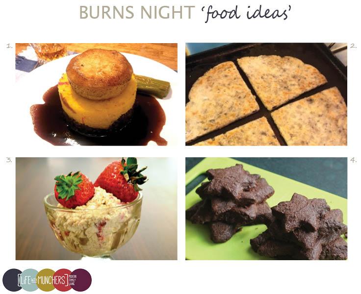 Burns Night food Ideas