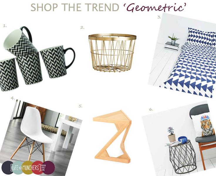 Geometric Home ideas