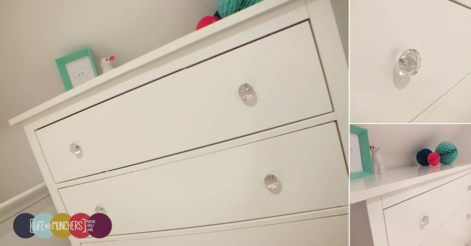 Ikea Hemnes drawers hack