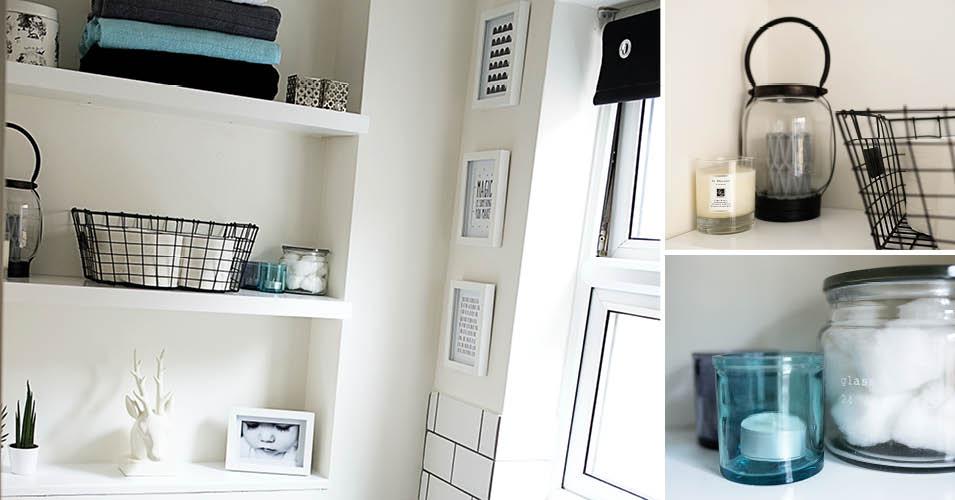 Bloggers Homes | Mummy Daddy Me's Bathroom