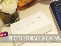 Photo storage ideas