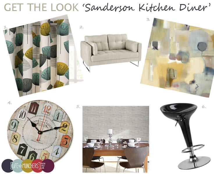 Sanderson Kitchen Ideas