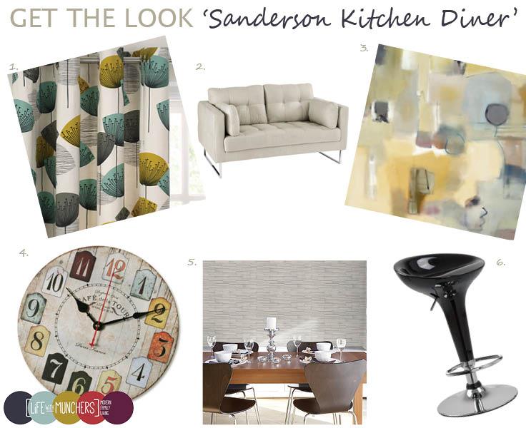 Sanderson Kitchen Ideas