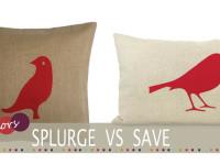 Cheap bird cushion