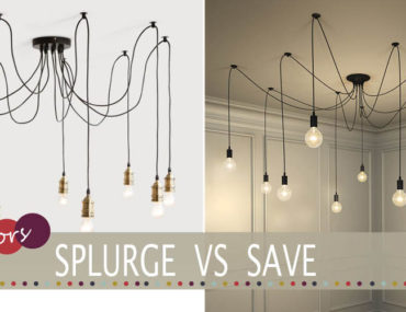 Cheap industrial chandelier