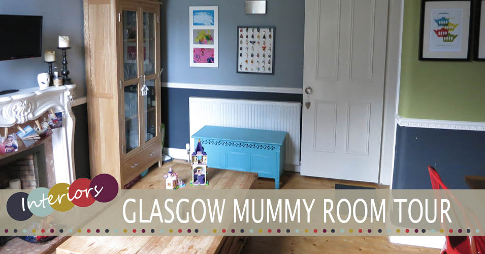 Glasgow Mummy Room Tour
