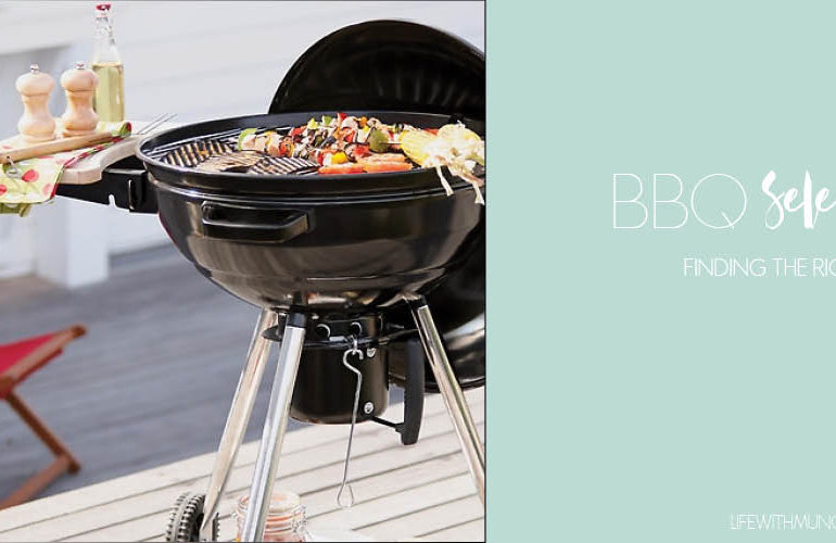 Choosing the right BBQ