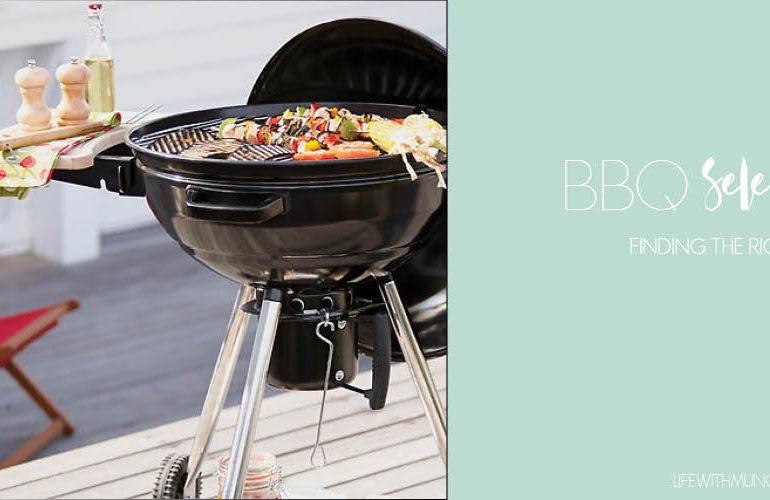 Choosing the right BBQ