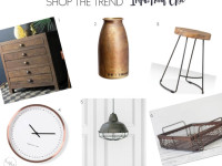 Industrial home trend