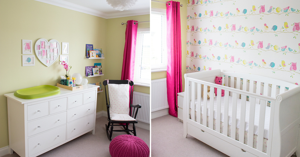 bird theme nursery