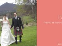 find the right wedding venue
