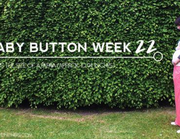 22 weeks pregnant blog