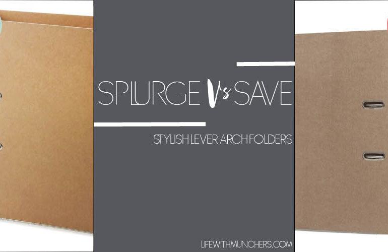 Cheap lever arch folder