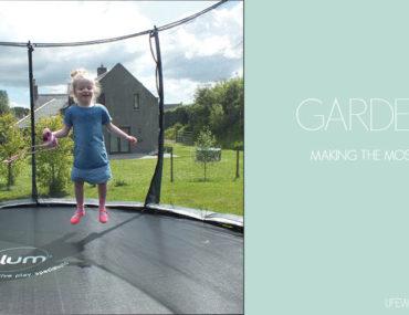 Kids Garden fun ideas