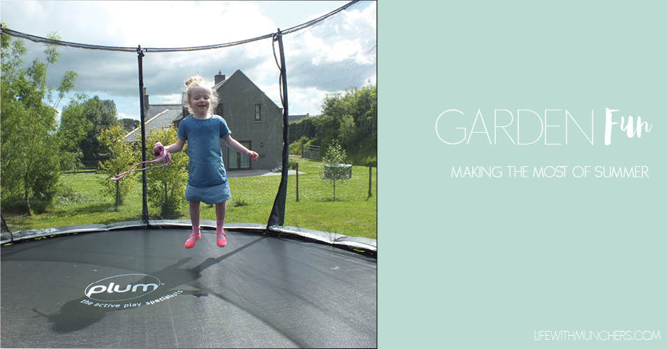 Fun In The Garden This Summer With Asda Outdoors