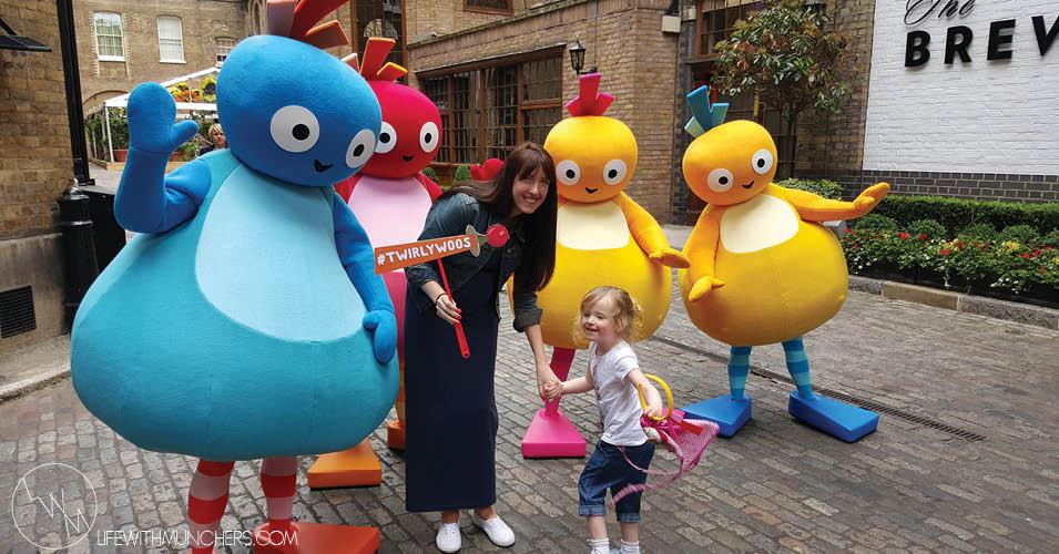 London trip with kids 1