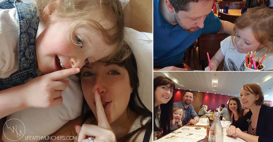 London trip with kids 3