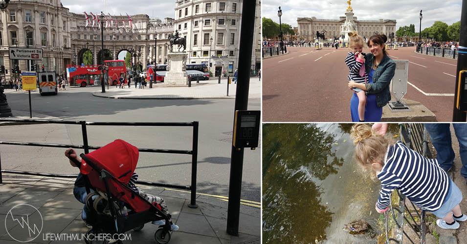 London trip with kids 4