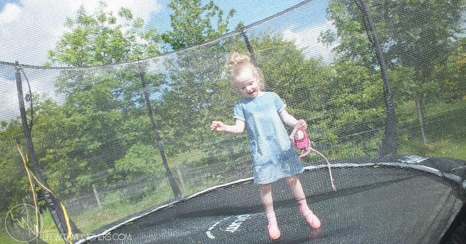 Plum Trampoline Review 1
