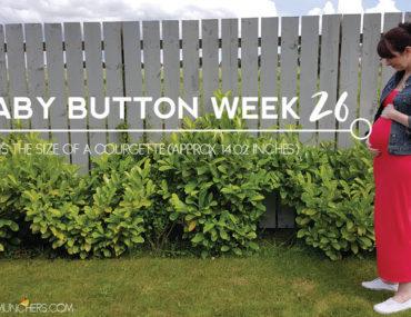26 weeks pregnant blog