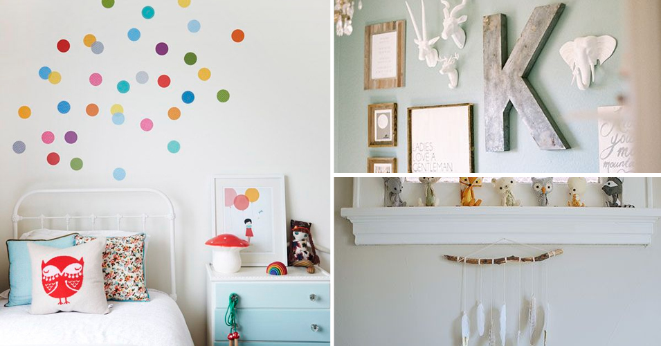 Nursery interiors skandi