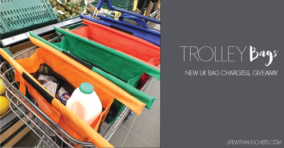 Reduce & Reuse with Trolleybags & Giveaway