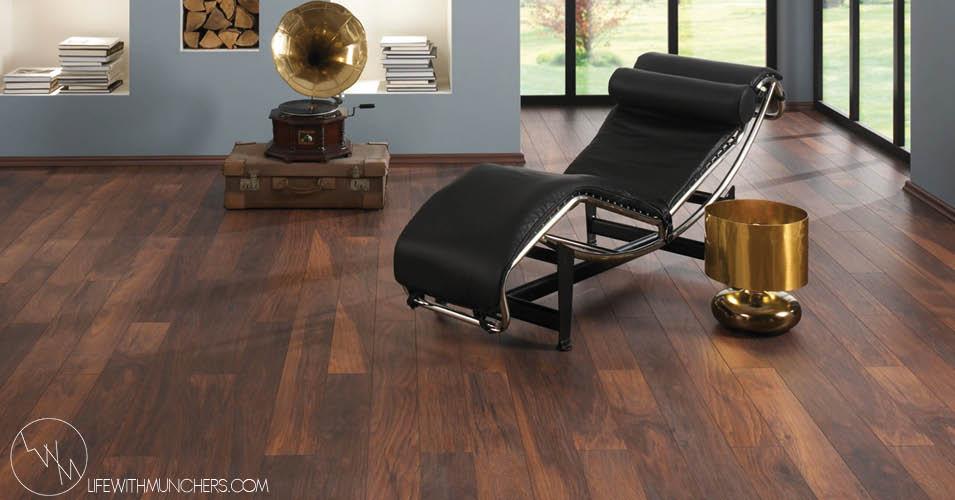 laminate flooring vs real wood flooring