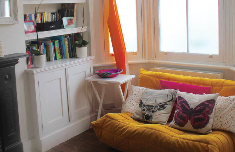 Motherhood Living room