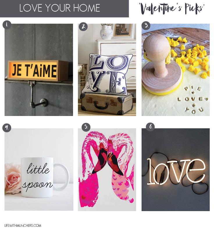 Best Valentine Home Gifts