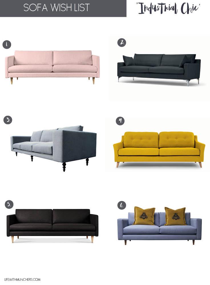 Grey Sofa Ideas