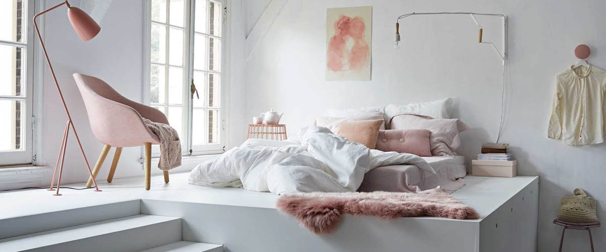 Rose Quartz & Serenity Home Accessories | Shop The Trend