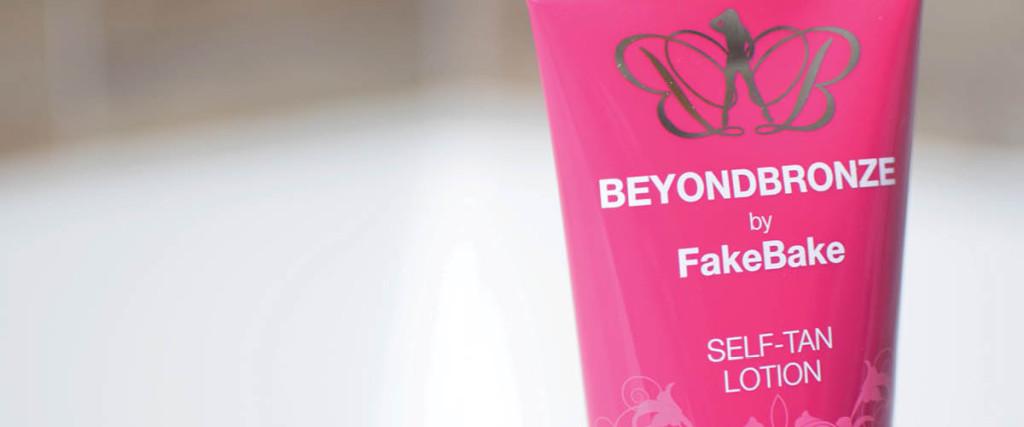 Fake Bake Beyond Bronze