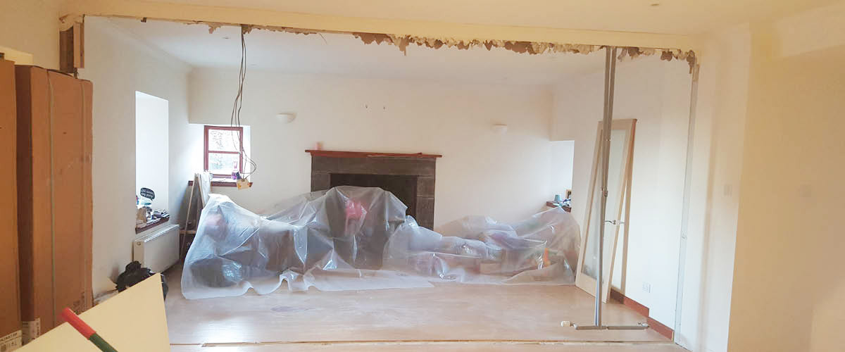 Renovations…House Update