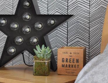 Monochrome bedroom ideas