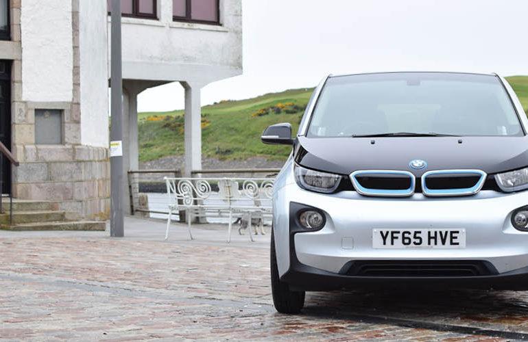 BMW i3 review aberdeen