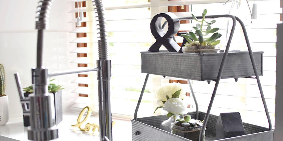 Kitchen Accessorising | Industrial Ideas For Kitchen Decor