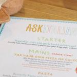 Ask Italian Aberdeen Review