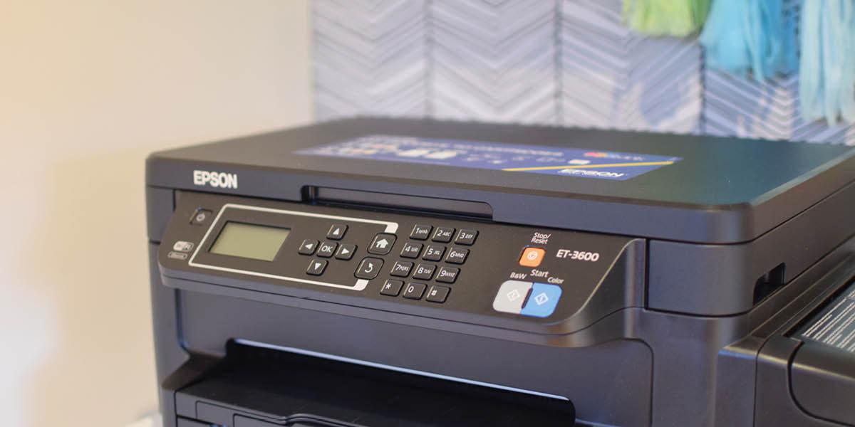 Business Essentials | Epson ET-3600