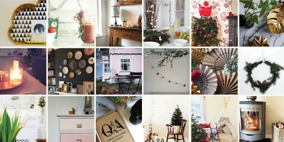 Bloggers' Homes Interiors Link Up January '17 | Featuring…YOU!