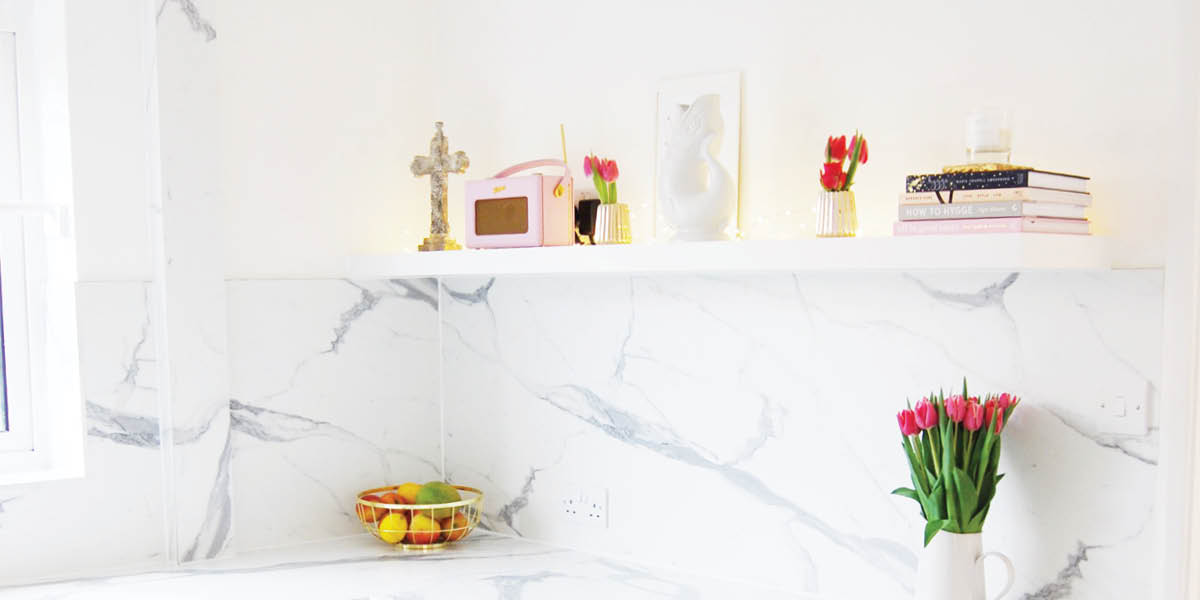 Bloggers Homes Brick Dust and Glitter