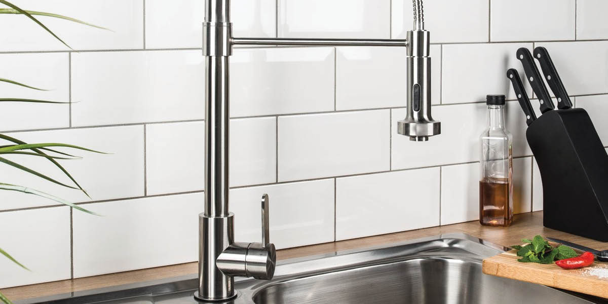 Update your kitchen sink on a budget