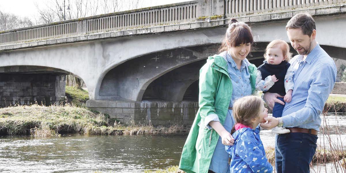 Family lifestyle blog