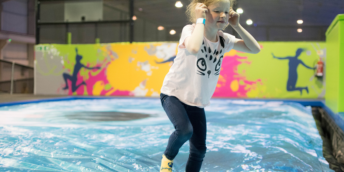 Jump in Trampoline Park Aberdeen Review
