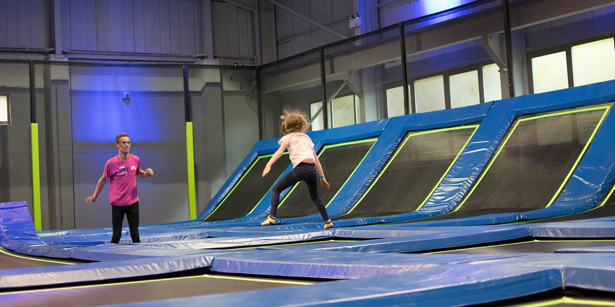 Jump in Trampoline Park Aberdeen ReviewJump in Trampoline Park Aberdeen Review