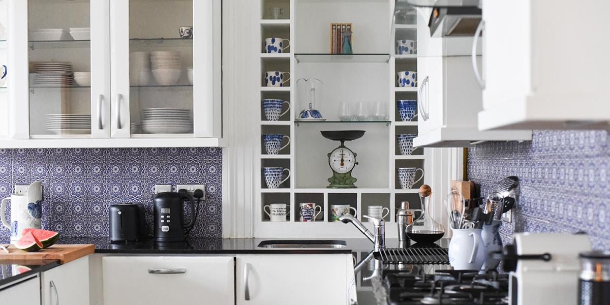 Bloggers Homes Thank FiFi Kitchen