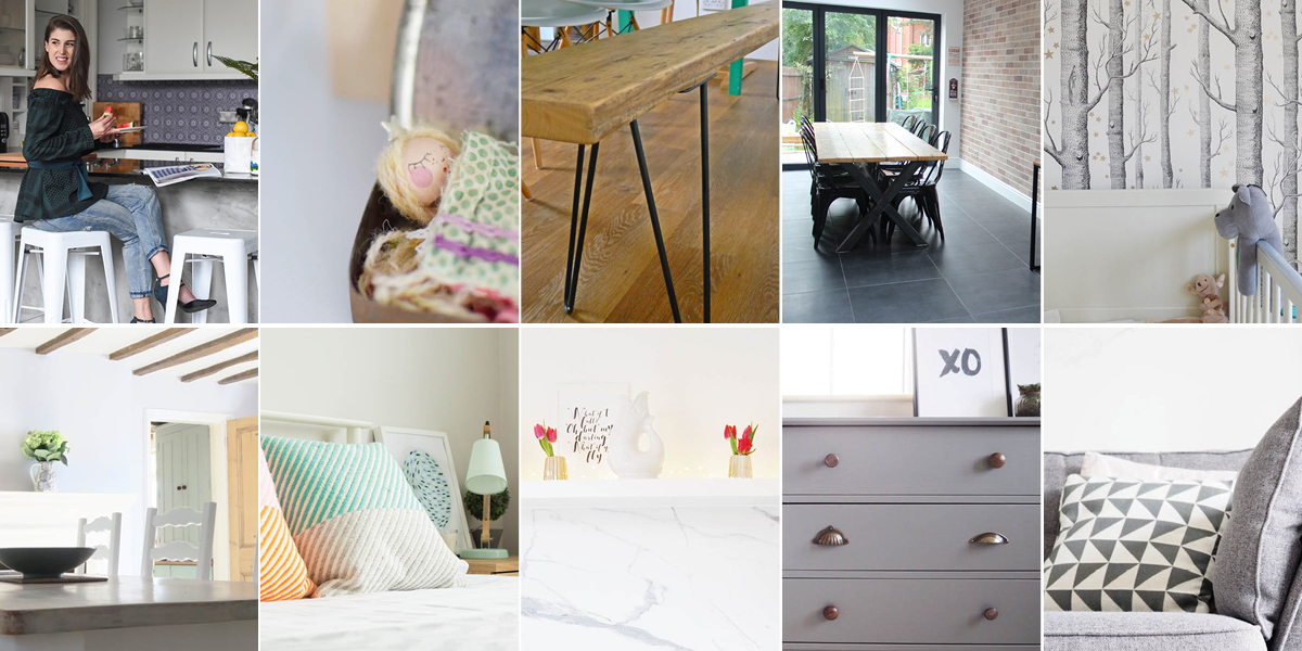 bloggers homes interiors link up december 17 feat annual round