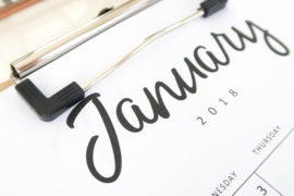 How to be more organised in the new year